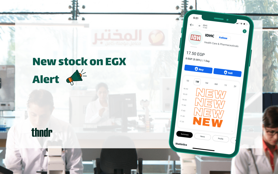 Invest in Al Mokhtabar, Al Borg labs and more | IDH now on EGX